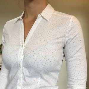 H&M Button up Shirt - Size 4
